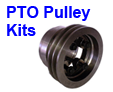 Cummins PTO Pulley