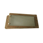 Rectangular Scoop Strainer with Slide Out Screen
