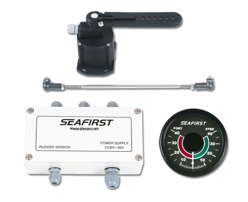 Seafirst Stand Alone Rudder Angle Indicator Kit