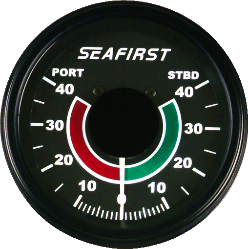 SEAFIRST Stand Alone Rudder Angle Indicator System