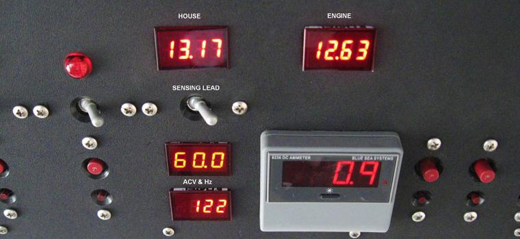 SMX Marine Self-Powered DC Voltage Monitors