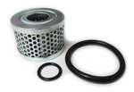 ZF Marine Transmission Drop in screen filter with O-rings P/N: 3312199031