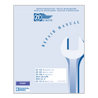 ZF Marine Transmission Repair Manuals, Parts Catalogs & Documentation