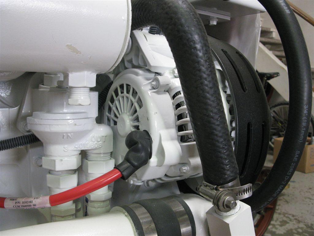 330-370 Diamong-24SI alternator