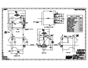 QSL Drawing (Sub System)