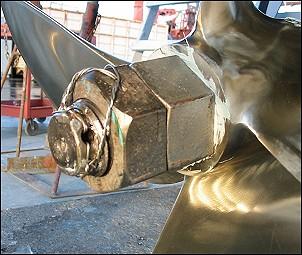 marine electrical diagrams propeller installation big nut vs little nut seaboard  propeller installation big nut vs little nut seaboard