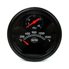 SMX Turbocator EGT / Boost Gauge
