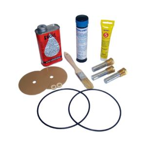 Seawater Side Aftercooler & Heat Exchanger Maintenance Kits