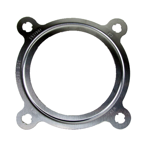 Turbo Exhaust Ring: Cummins Turbo Charger To Exhaust Elbow Gasket