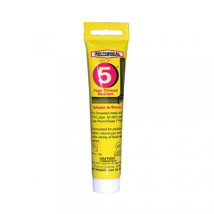 Rector Seal, No. 5, Boat Owner Size, 1.75oz, Color Yellow
