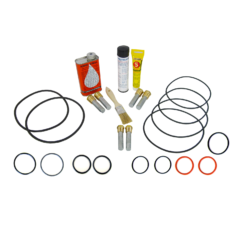 QSC Seawater Side Aftercooler & Heat Exchanger Maintenance Kit