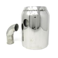 SMX Custom Stainless Steel Exhaust Mixer Kit