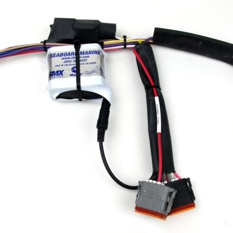 SMX DigitalView Mechanical Engine Digital Display Harness