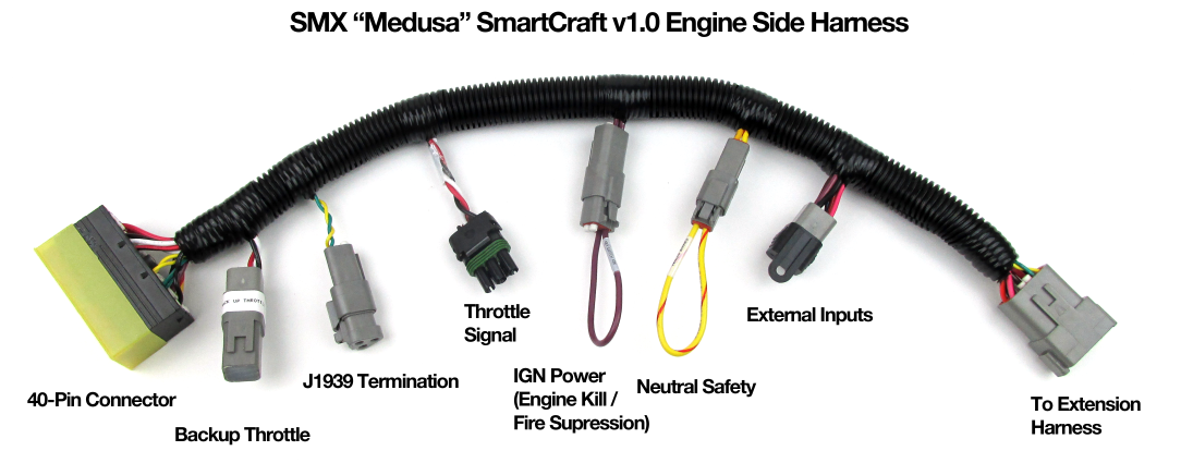 Mercury Smartcraft Wiring Diagram - daily update wiring diagram