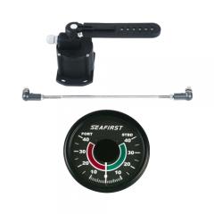 Seafirst Rudder Angle Indicator Single Station
