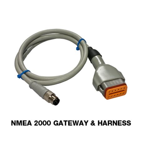 NMEA Gateway Harness Add-On
