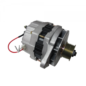 22 SI, 12V, 3-Wire, Alternator with Pulley