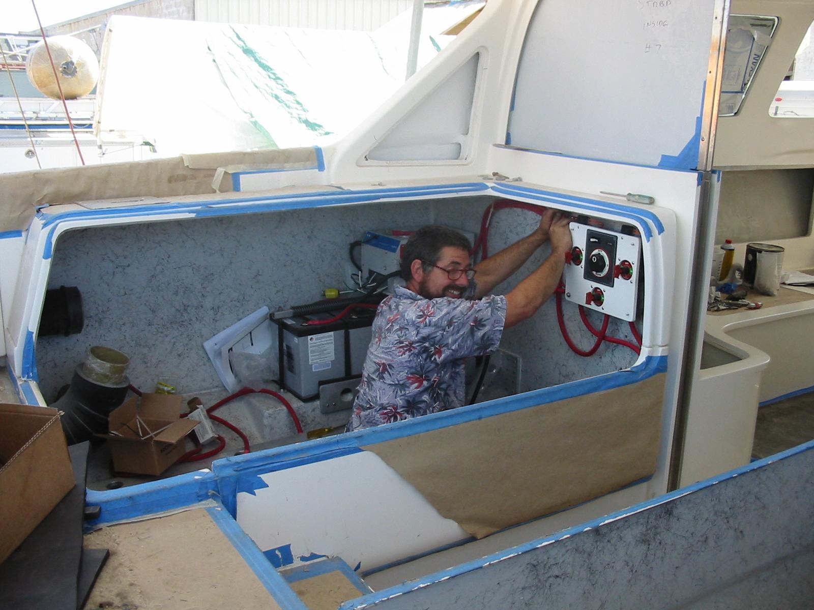 Seaboard Marine  Shooter Restoration Project