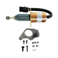 Bosch P7100 Fuel Shutoff Solenoid Upgrade Kit