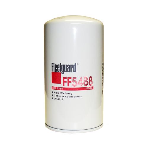 fleetguard ff5488 fuel filter - qsb  qsc  qsl