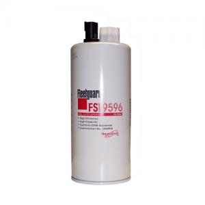 Fleetguard FS19596 Fuel Filter w/ WIF Sensor