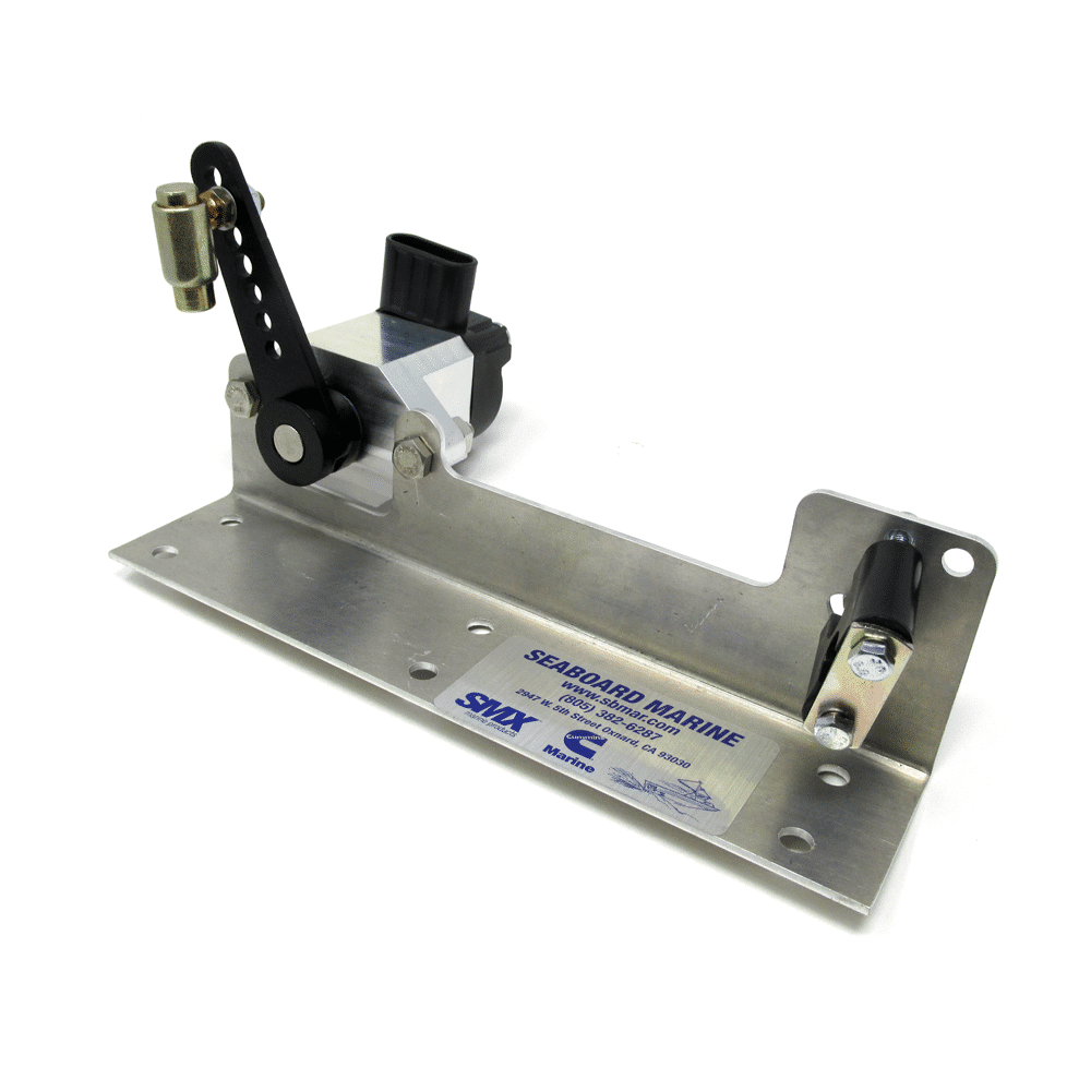 SMX Electronic Throttle Control for Cummins Q-Series Marine Diesel Engines