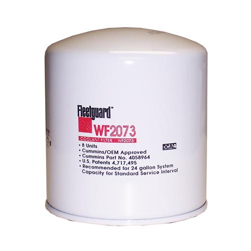 fleetguard wf2073 coolant    water filter