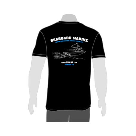Seaboard Marine T-Shirt - Back