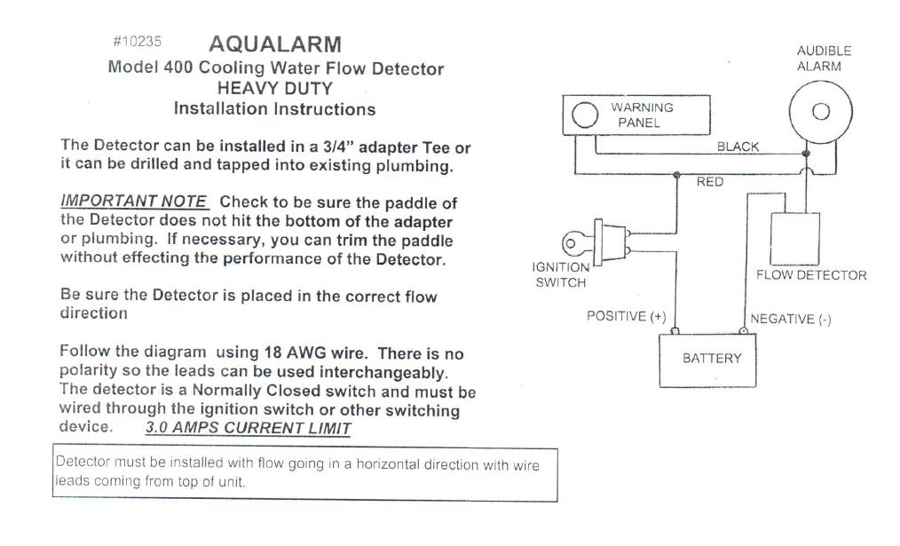Raw water flow alarm detector 34 mpt seaboard marine raw water panel instructions swarovskicordoba Images
