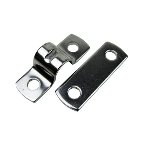 SMX Stainless 3300 Clamp & Shim Kit