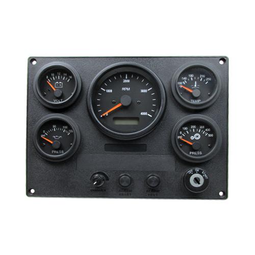 Smx Marine Instrument Panel