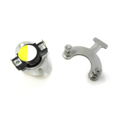 SMX Exhaust Heat Sensing Thermal Alarm Switch with Band Clamp