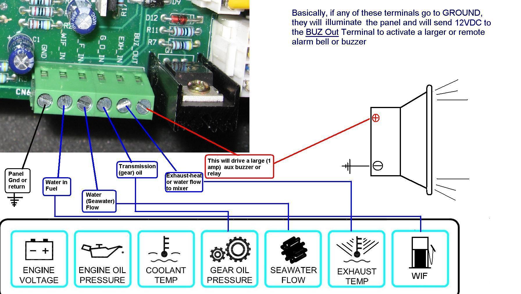 Basic Sel Engine Wiring Diagram Diagrams Street Rod Schematic Dimensions Mercruiser