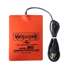 Wolverine Oil Pan Heater – Model 80 1000 Watts