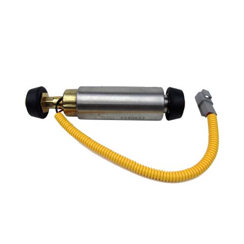 Cummins Q-Series Fuel Priming / Lift Pump