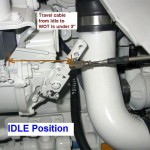 Cummins Bosch P7100 Injection Pump Throttle Arm Adjustment