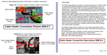learning your qsb 6 7 seaboard marine cabin heater connection ports for qsb 6 7 qsb 5 9