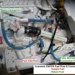 Fuel Flow Diagrams for the Popular 6BTA 5.9 330/370 Diamonds