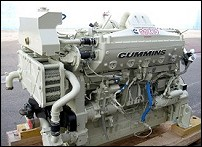 CUMMINS QSK 19 CONTINUOUS - 34.7 HP / LITER