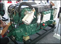 * VOLVO D12 CONTINUOUS - 24.3 - 37 HP / LITER
