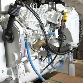 Envirovent Crankcase Ventilation Ccv For Cummins Marine