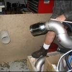 Designing a Marine Exhaust System