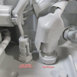 Cummins Marine QSC/QSL Intake Manifold Temp (IMT) & Boost Sensor Location