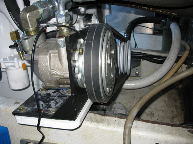 QSL9 Hyd & Double Pulley drive