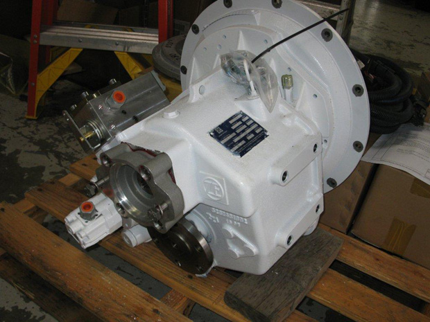 ZF280A with PTO for Hydraulic Pump