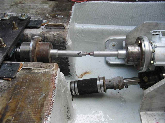 All About Marine Transmission V-Drives - Seaboard Marine