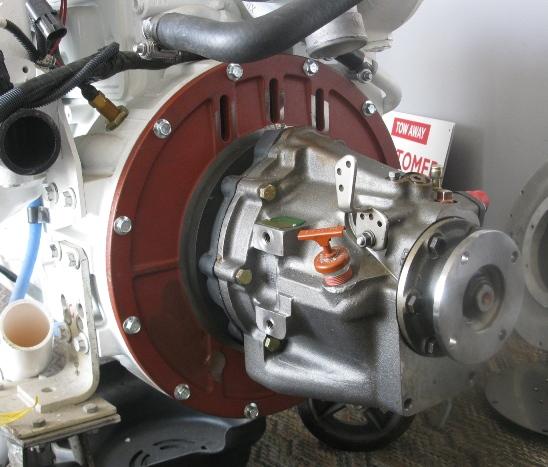 Borg Warner Velvet Drive to Cummins 5 9 HD Adapter Kit - Seaboard Marine