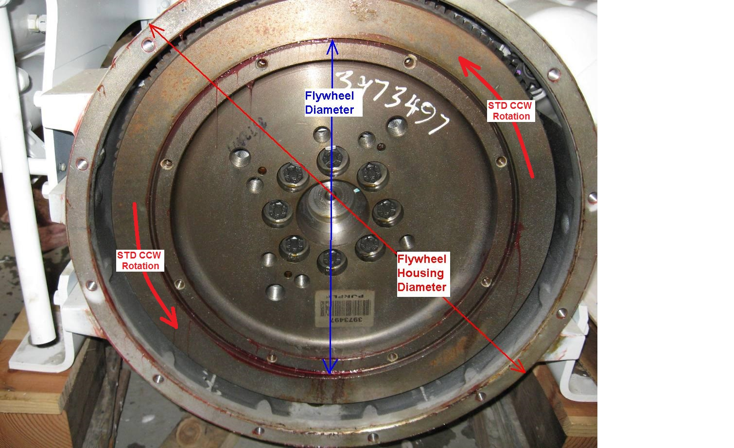 Understanding SAE Bellhousing and Flywheel Measurements - Seaboard