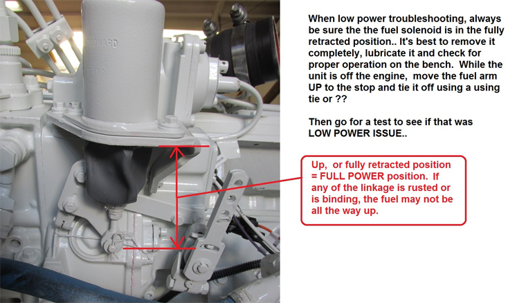 Understanding Low Power Troubleshooting - Seaboard Marine