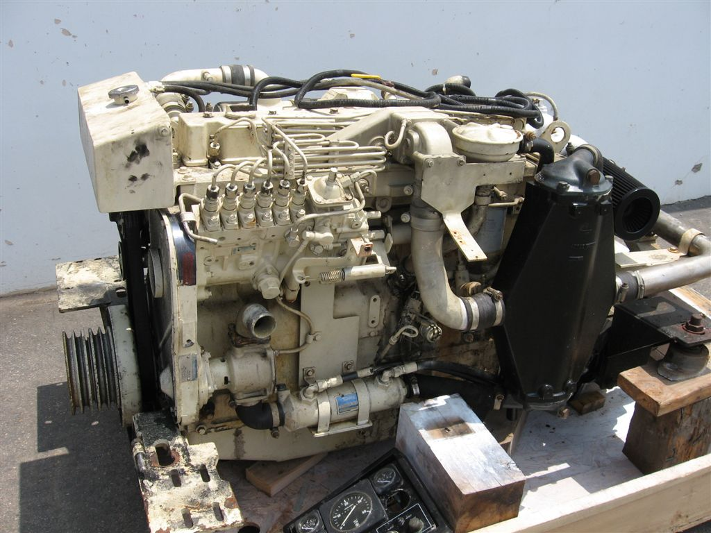 Cummins 350 or 400C M-2